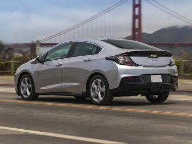 Research the 2019 Chevrolet Volt