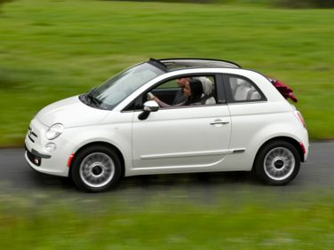 Research the 2019 FIAT 500c