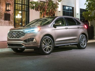 Ford Edge Gas Mileage >> 2019 Ford Edge Gas Mileage Mpg And Fuel Economy Ratings