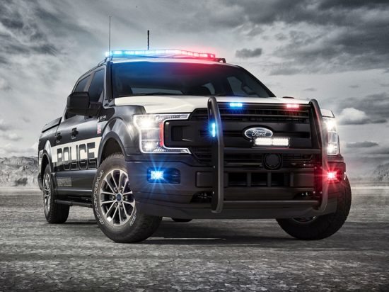 Ford F  Police Responder Models Trims Information And Details Autobytel Com