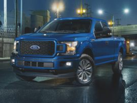 2019 Ford F-150 Lariat 4x2 SuperCab Styleside 6.5
