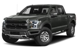 2019 Ford F-150 Raptor 4x4 SuperCrew Cab Styleside 5.5