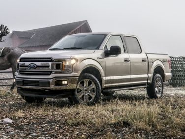 Research the 2019 Ford F-150