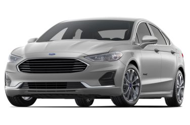 Research The 2019 Ford Fusion Hybrid