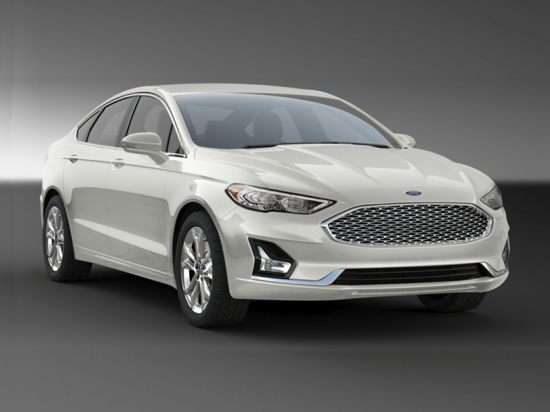 2019 Ford Fusion SEL (DISC) AWD