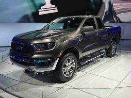 2019 Ford Ranger XL 4x4 SuperCab  6