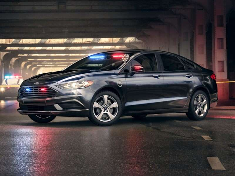 2019 Ford Special Service Plug-In Hybrid Pictures including Interior and Exterior Images ...