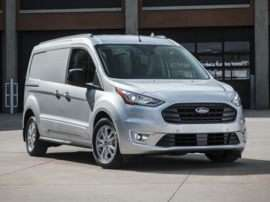 Build a 2019 Ford Transit Connect - Configure Tool