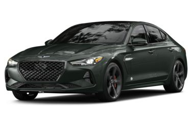 Research the 2019 Genesis G70