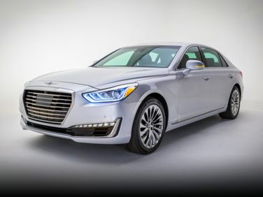 Research the 2019 Genesis G90