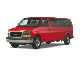 2019 GMC Savana 3500 LS Rear-wheel Drive Passenger Van