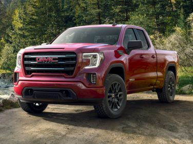 Research the 2019 GMC Sierra 1500