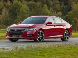 2019 Honda Accord EX (CVT)