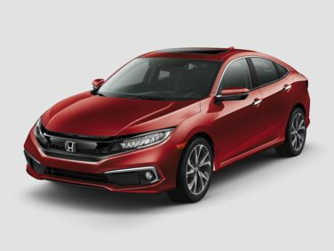 Research the 2019 Honda Civic Si