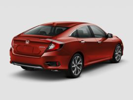 2019 Honda Civic LX (CVT)