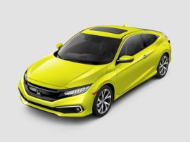 2019 Honda Civic EX (CVT) Coupe