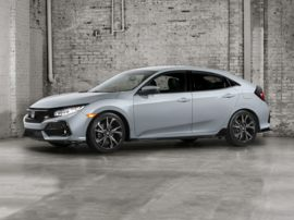 2019 Honda Civic EX (CVT) Hatchback