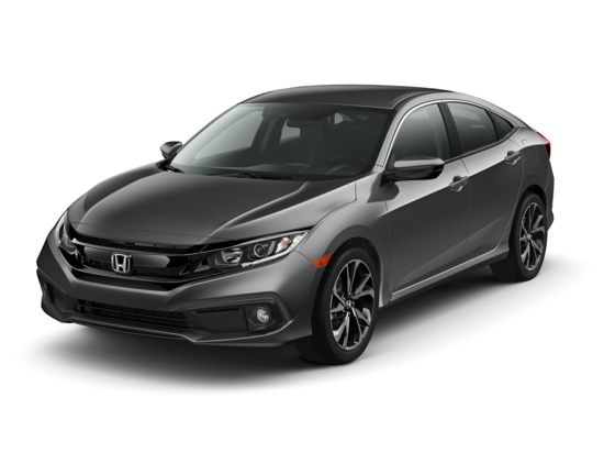 2019 Honda Civic Sport (CVT) Sedan