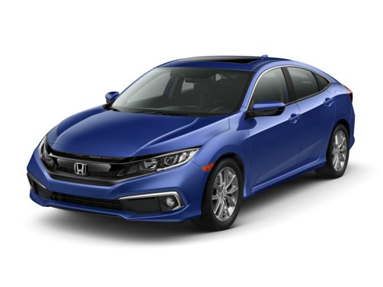 2019 Honda Civic EX (CVT) Sedan