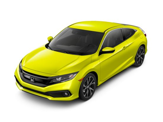 2019 Honda Civic Sport (M6) Coupe