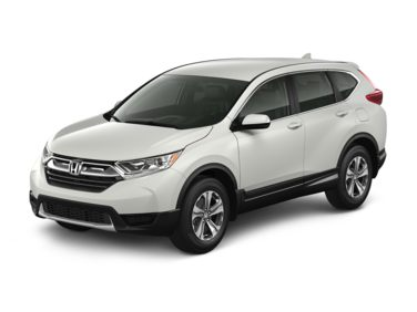 Research The 2019 Honda Cr V