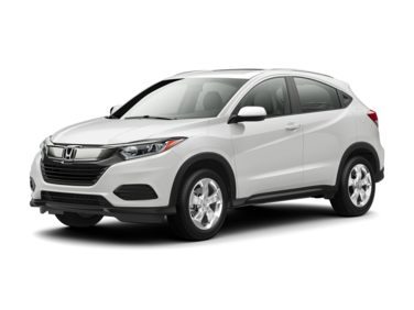 Research the 2019 Honda HR-V