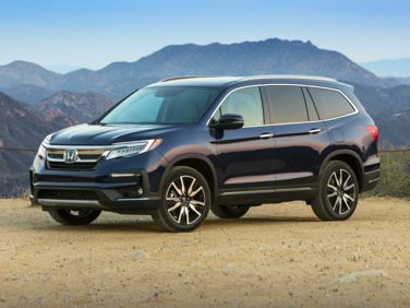 Research the 2019 Honda Pilot