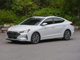 2019 Hyundai Elantra Se 4dr Sedan