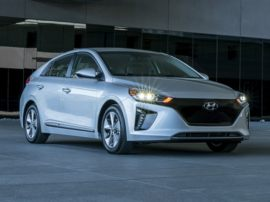 2019 Hyundai IONIQ EV Electric 4dr Hatchback