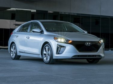 Research the 2019 Hyundai Ioniq EV