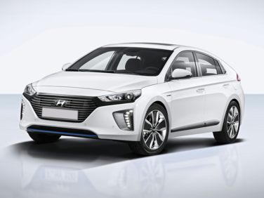 Research the 2019 Hyundai Ioniq Hybrid