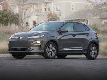 Research the 2019 Hyundai Kona EV