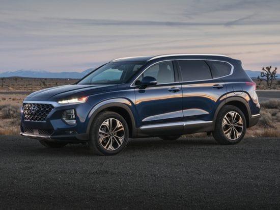 2019 Hyundai Santa Fe Models Trims Information And