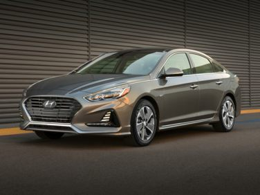 Research the 2019 Hyundai Sonata Hybrid