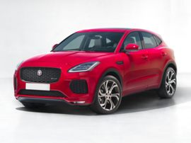 2019 Jaguar E-PACE Base All-wheel Drive Sport Utility