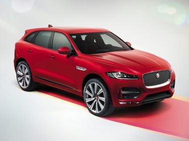 Research the 2019 Jaguar F-PACE