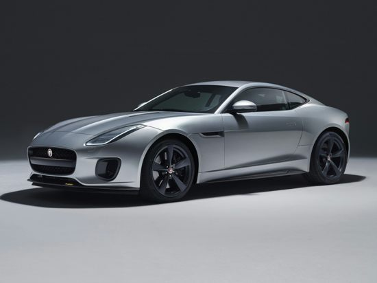 2019 Jaguar F-TYPE P300 (A8) RWD Coupe
