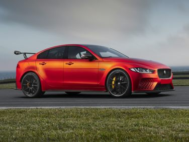 Research the 2019 Jaguar XE SV
