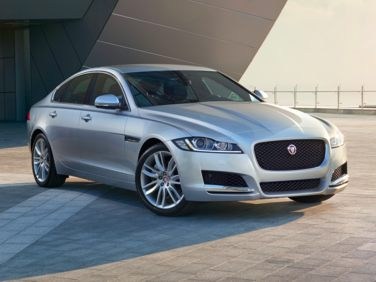 Research the 2019 Jaguar XF