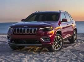 2019 Jeep Cherokee Latitude 4dr Front Wheel Drive