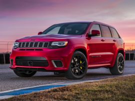 2019 Jeep Grand Cherokee SRT 4x4