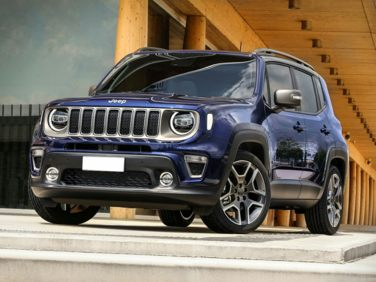 Research the 2019 Jeep Renegade