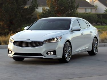 Research the 2019 Kia Cadenza