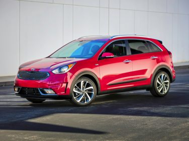 Research the 2019 Kia Niro Plug-In Hybrid