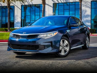 Research the 2019 Kia Optima Hybrid