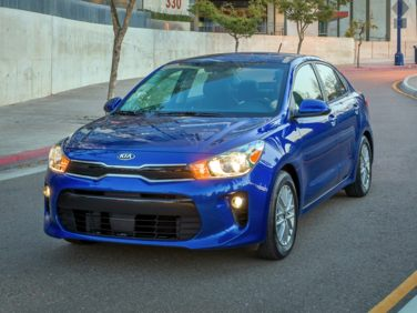Research the 2019 Kia Rio