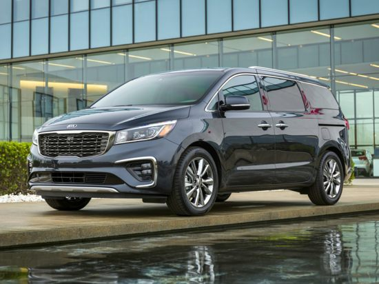 2019 kia sedona models trims information and details