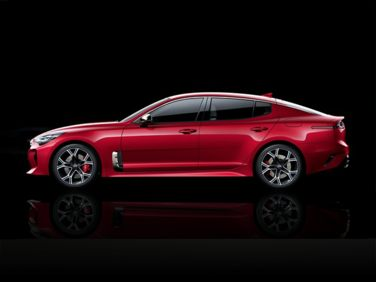 Research the 2019 Kia Stinger