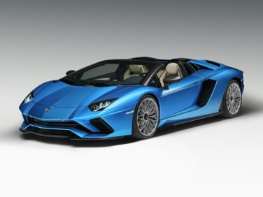 Research the 2019 Lamborghini Aventador S