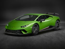 2019 Lamborghini Huracan Performante 2dr All-wheel Drive Coupe